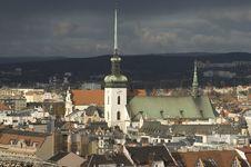 Free Brno Skyline Stock Images - 16788824