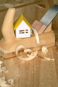 Free Carpentry Concept Royalty Free Stock Photos - 16789618