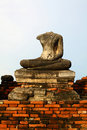 Free Headless Buddha Ruins At The Temple In Ayutthaya Royalty Free Stock Photo - 16790355