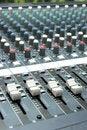 Free Sound Mixer Royalty Free Stock Image - 16796286