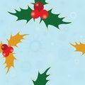 Free Seamless Snowflakes Pattern Stock Photos - 16797833