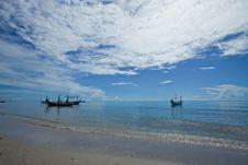 Free Fishery Boat Stock Image - 16794131