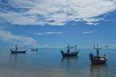 Free Fishery Boat Stock Photos - 16794133