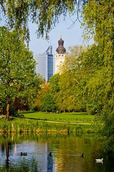 Free Leipzig Stock Images - 16794474