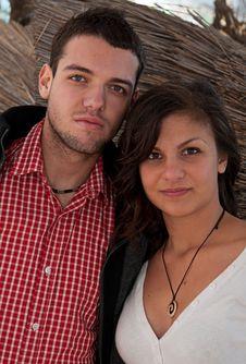 Free Couple Having Fun Stock Images - 16795234