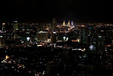 Free Bangkok At Night Stock Images - 16795654