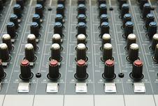 Free Sound Mixer Stock Photos - 16796293