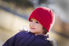 Free Red Hat Stock Photography - 16796352