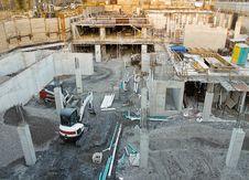 Free Construction Site For Condo Development Stock Photo - 16797410