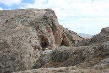 Free St. Taqla Monastery, Syria. Royalty Free Stock Image - 16799106