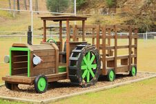 Free Toy Tractor Royalty Free Stock Photos - 16799878