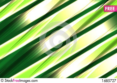Free Abstract Composition, Leaf Of Green Plant 3 Royalty Free Stock Photography - 1685727