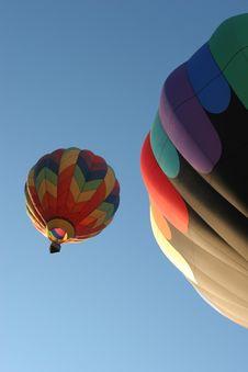 Free Hot Air Balloons Royalty Free Stock Image - 1680476