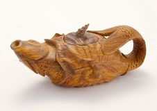 Chinese Wood Carving 1