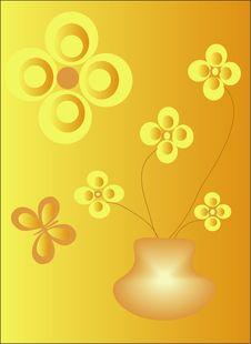 Free Flowers In Vase Stock Photos - 1680803