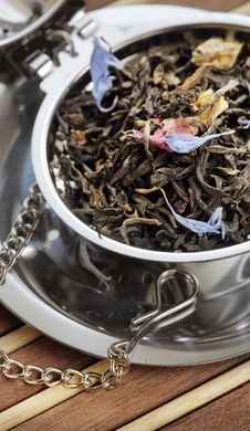 Free Black Scented Tea Stock Images - 1681744