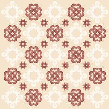 Free Decorative Wallpaper. Royalty Free Stock Image - 1682006