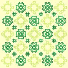 Free Decorative Wallpaper. Stock Image - 1682151