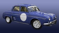 Free Gordini Classic Car Royalty Free Stock Photos - 1682238