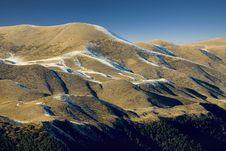 Free Mountain Slopes Stock Image - 1682251