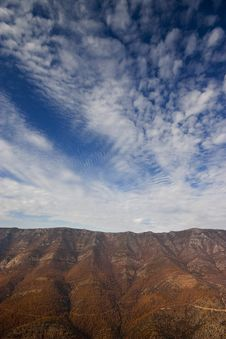 Free Sky And Slopes Stock Photography - 1682402