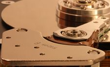 Free Hard Disk Stock Image - 1682771