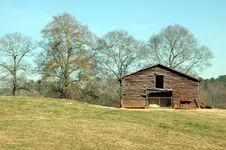 Free Rustic Barn Stock Image - 1684291