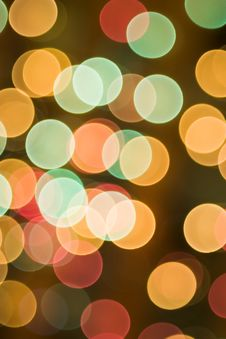 Free Christmas Bokeh Stock Photo - 1684730