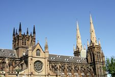 St Mary S Cathedral Stock Photography