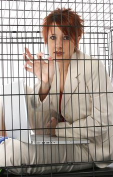 Free Caged Stock Photography - 1687692