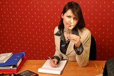 Free Businesswoman Royalty Free Stock Photo - 1688305