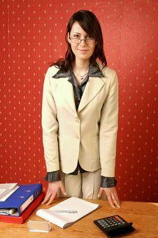 Free Businesswoman Stock Image - 1688321