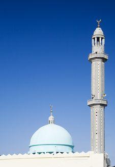 Free Mosque Royalty Free Stock Photos - 1689638