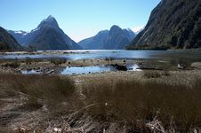 Free Milford Sound Stock Photography - 1689902