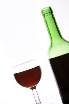 Free Red Wine Royalty Free Stock Photography - 1689947