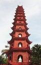 Free Buddhist  Pagoda  Temple Tower Stock Photos - 16800453