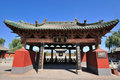 Free Chinese Temple Architecture Stock Images - 16804034