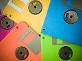 Free Floppy Disks Stock Photo - 16804100