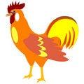 Free Fowl Cock Stock Photos - 16805823