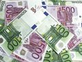 Free 100 And 500 Euro Banknotes-2 Stock Photography - 16809462