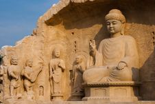 Free Buddha Statue Royalty Free Stock Photos - 16800778