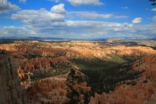 Free Overlooking Bryce Canyon Stock Photo - 16801010