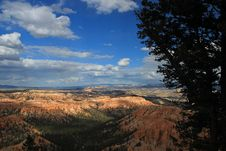 Free Bryce Canyon National Park Royalty Free Stock Image - 16801026