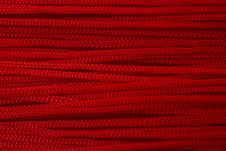 Free Red Thread Background Royalty Free Stock Image - 16801126