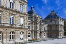 Free Luxembourg Palace, Paris, France Royalty Free Stock Photos - 16801548