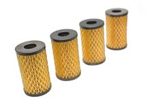 Free Fuel Filter Royalty Free Stock Images - 16802309