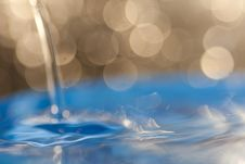 Free Water Drops Royalty Free Stock Images - 16802479