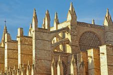 Free Cathedral Details Stock Image - 16802531