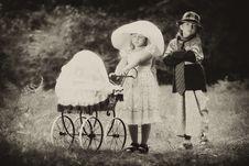 Free Little Parents Stock Photo - 16802750