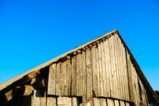 Free Old Roof Royalty Free Stock Photos - 16803038